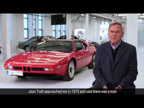40 years of BMW M1