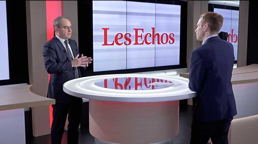 Illustration pour la vidéo « SNCF travaille sur un train totalement autonome », déclare Patrick Jeantet