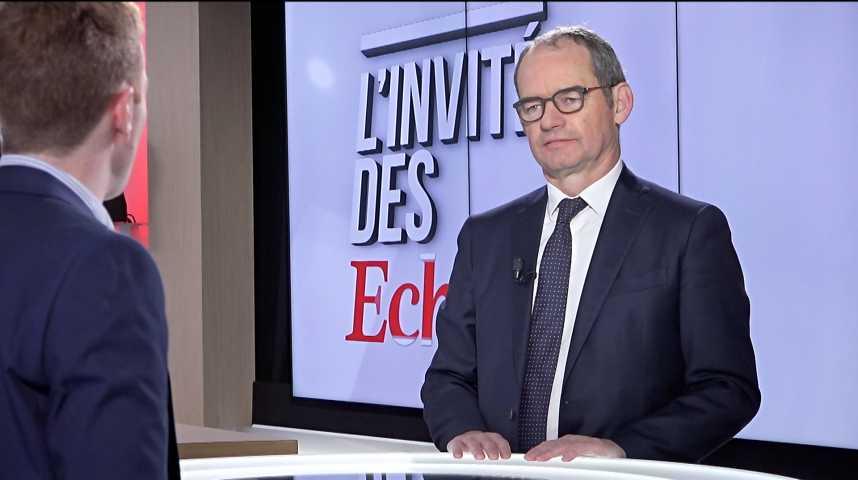Illustration pour la vidéo SNCF : « On a sous-investi dans le réseau classique pendant des décennies », selon Patrick Jeantet