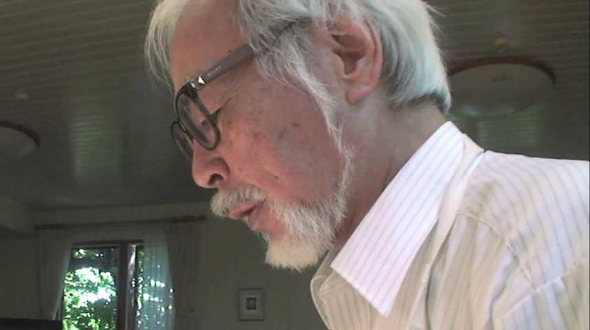 Never ending man : Hayao Miyazaki - Extrait 5 - VO - (2016)