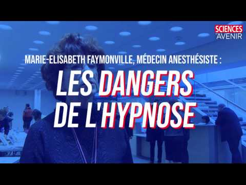 Les dangers de l'hypnose