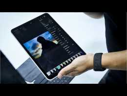 Apple Creates Page Regarding iPad Pro 'Bend' Issue
