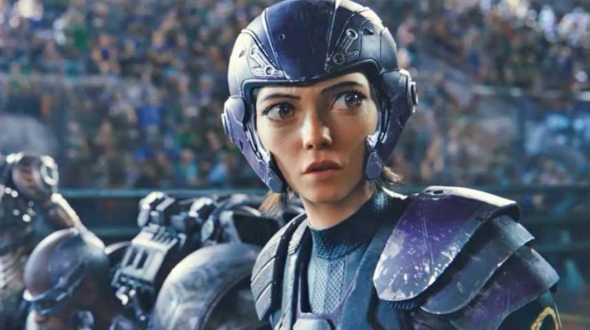 Alita : Battle Angel - Extrait 12 - VF - (2019)