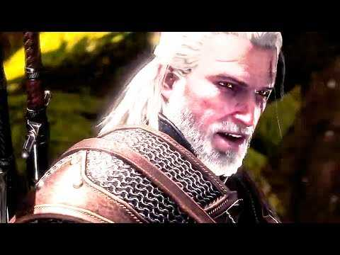 MONSTER HUNTER: WORLD x THE WITCHER 3 Launch Trailer (2019)
