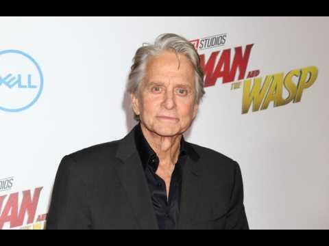 Michael Douglas confirms Ant-Man 3 'talks'