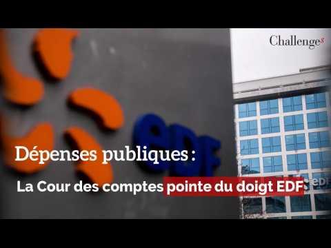 La Cour des comptes pointe du doigt EDF