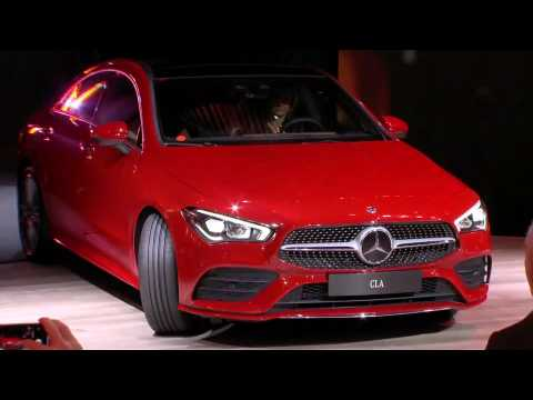 Mercedes-Benz Cars at the CES in Las Vegas - Speech Ola Källenius - Part 2