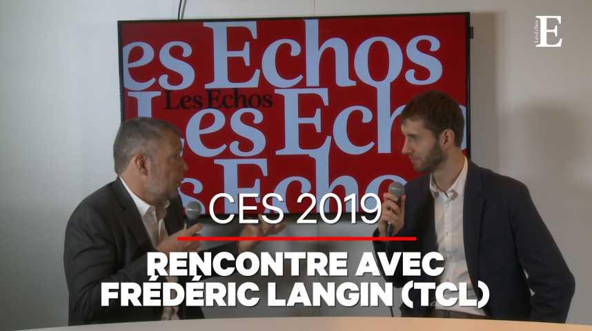 Illustration pour la vidéo Télévision : les tendances du CES 2019