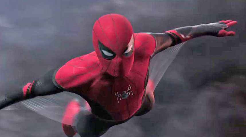 Spider-Man: Far From Home - Bande annonce 9 - VO - (2019)