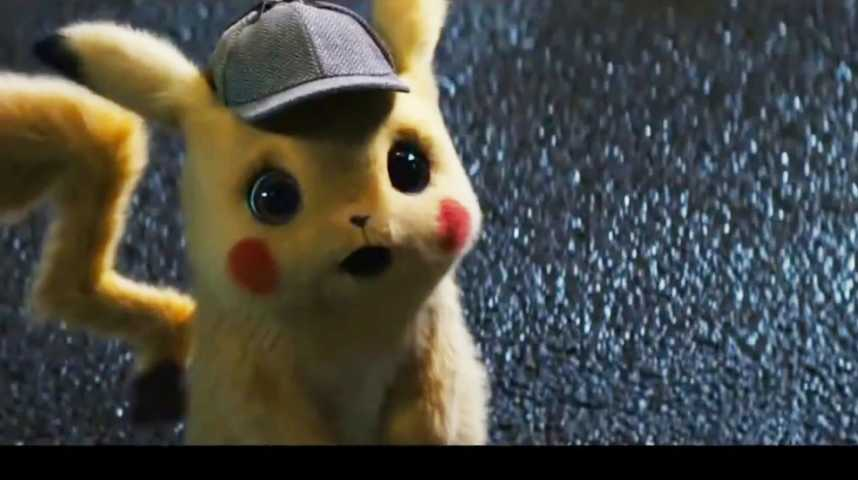 Pokémon Détective Pikachu - Teaser 6 - VO - (2019)