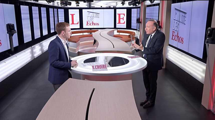 Illustration pour la vidéo « Les mesures annoncées par Emmanuel Macron vont dans le bon sens », selon Pierre Gattaz (Business Europe)