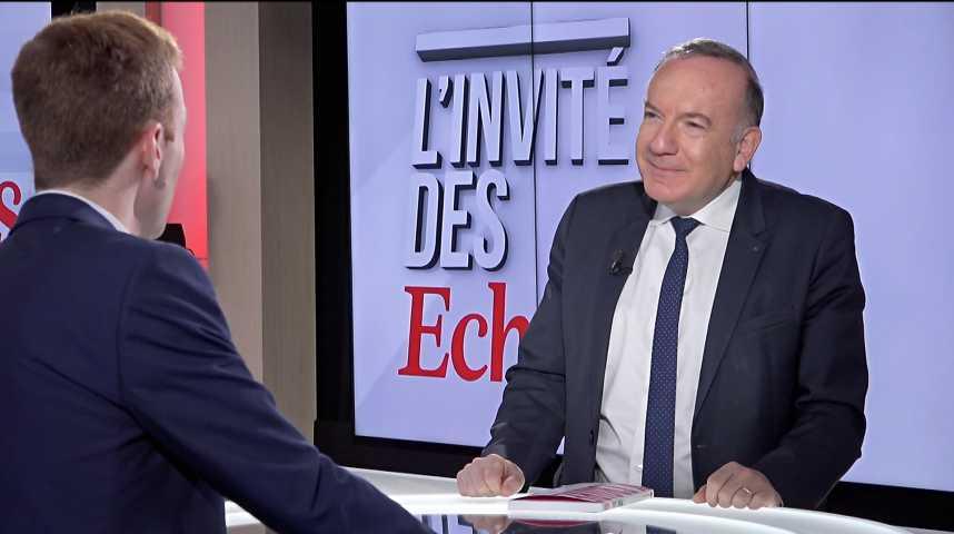 Illustration pour la vidéo « Les entreprises ne peuvent pas rester que sur la création de profits », déclare Pierre Gattaz (Business Europe)