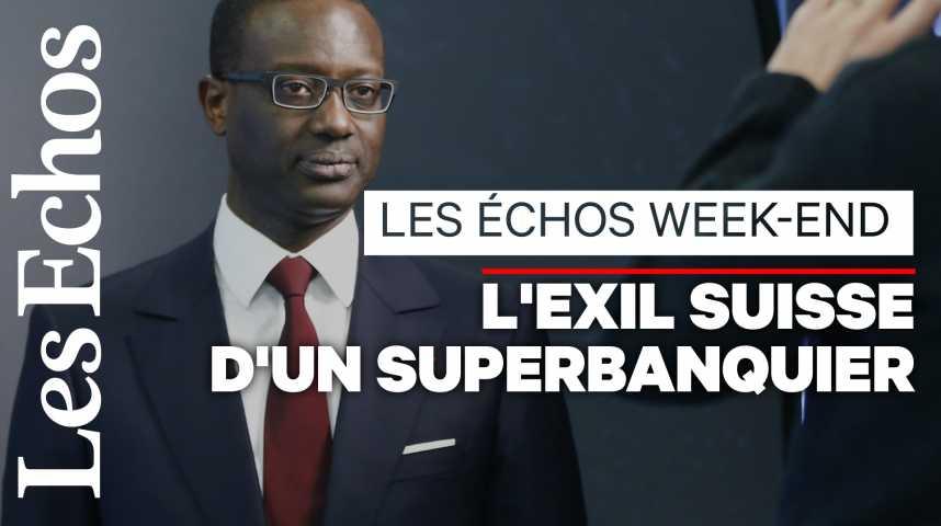 Illustration pour la vidéo Tidjane Thiam, ce superbanquier qui dérange la Suisse