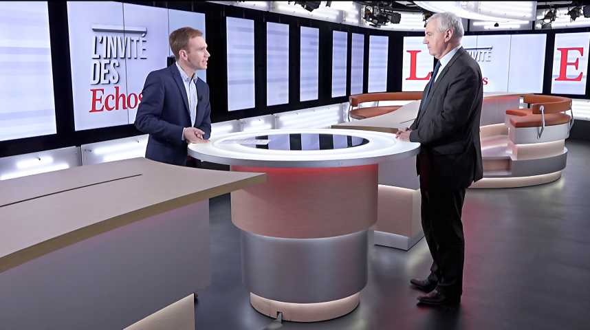 Illustration pour la vidéo Exposition universelle 2020 : « Le Pavillon France sera un outil au service du développement international des entreprises françaises », selon Erik Linquier