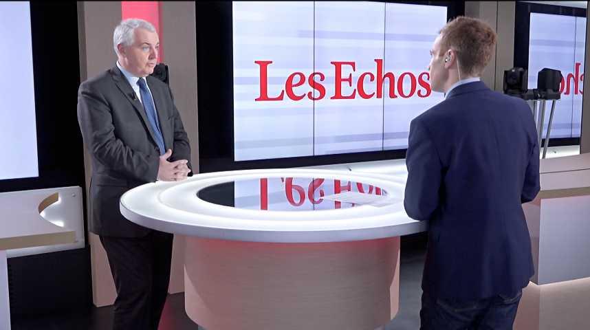 Illustration pour la vidéo Exposition universelle 2020 : le chantier du Pavillon France commencera en février 2019, déclare Erik Linquier