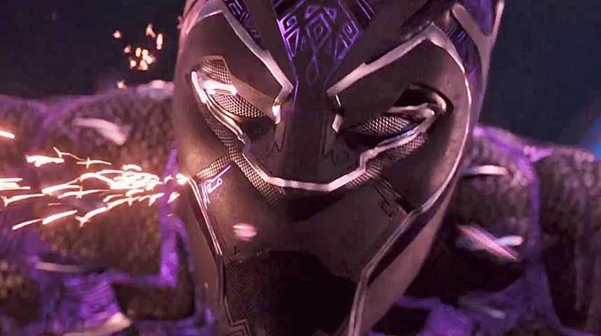 Black Panther - Extrait 20 - VO - (2018)