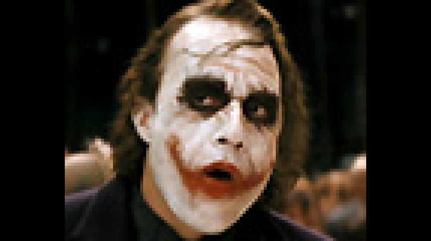 The Dark Knight, Le Chevalier Noir - Extrait 2 - VO - (2008)