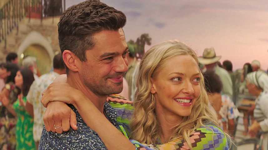 Mamma Mia! Here We Go Again - Bande annonce 2 - VF - (2018)