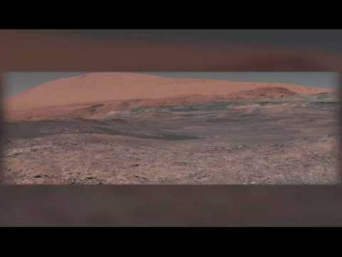 Curiosity analyse le sol martien