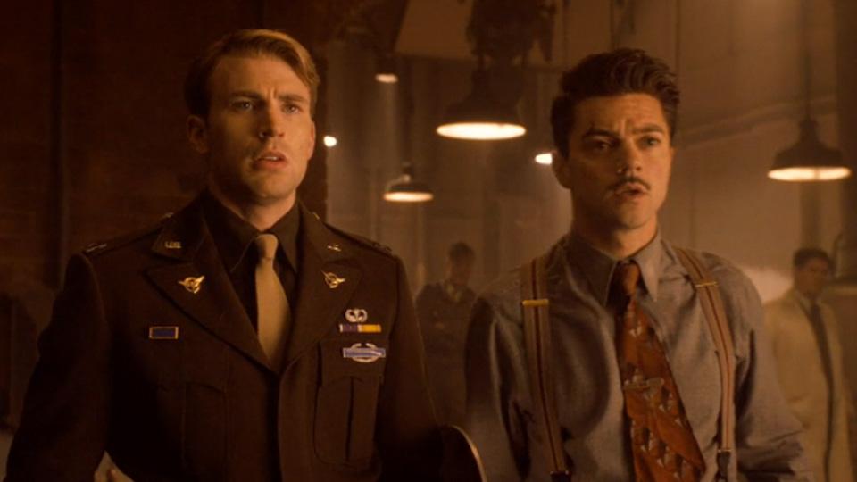 Captain America : First Avenger - Extrait 9 - VO - (2011)