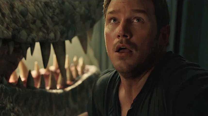 Jurassic World: Fallen Kingdom - Extrait 10 - VF - (2018)