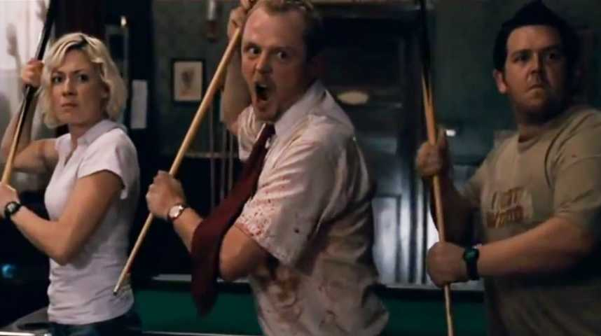 Shaun of the Dead - Extrait 17 - VO - (2004)