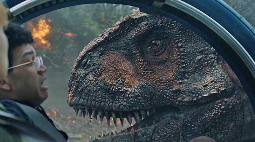 Jurassic World: Fallen Kingdom - Extrait 8 - VF - (2018)