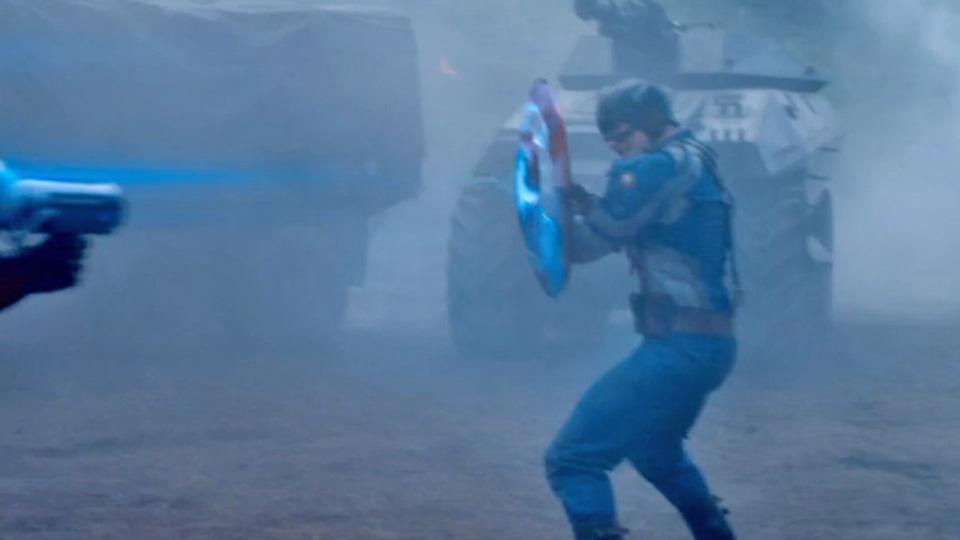 Captain America : First Avenger - Extrait 13 - VO - (2011)
