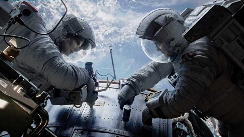 Gravity - Extrait 18 - VO - (2013)