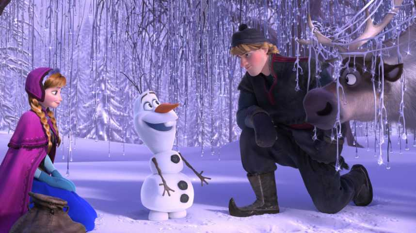 La Reine des neiges - Extrait 13 - VF - (2013)