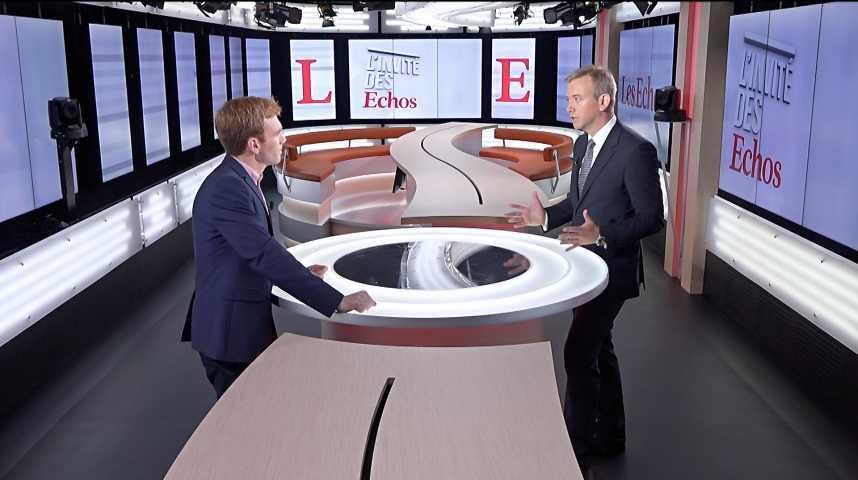Illustration pour la vidéo Taxe sur la GAFA : « Nous sommes tout à fait sereins », déclare le président de Microsoft France