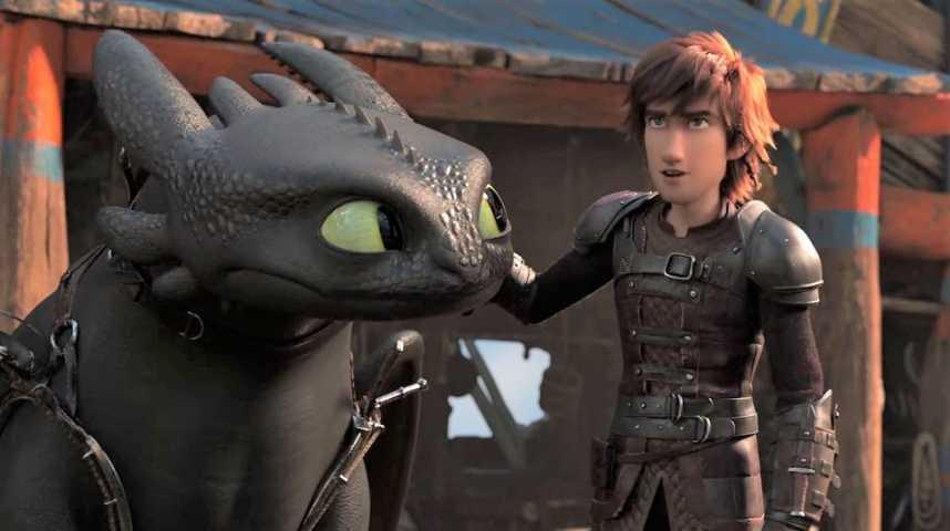 Dragons 3 : Le monde caché - Bande annonce 1 - VF - (2019)