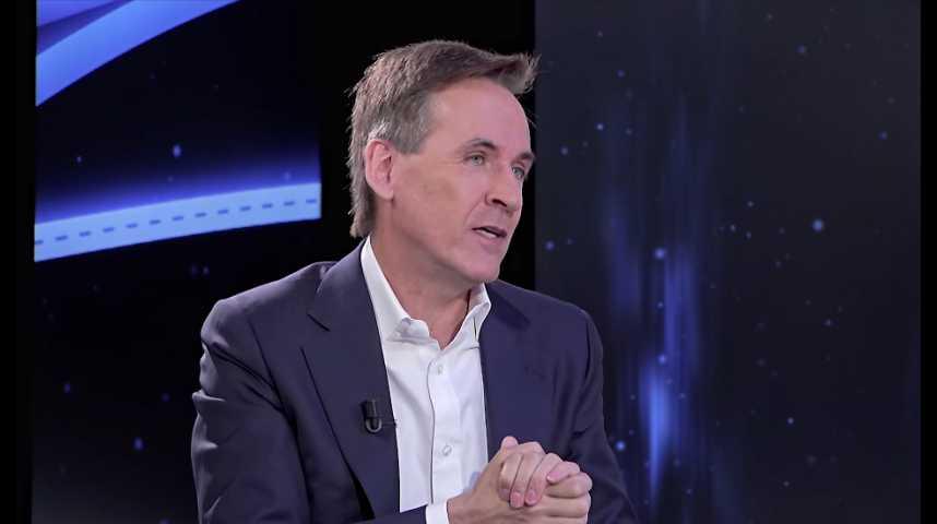 Illustration pour la vidéo Pierre Boutin, directeur de Volkswagen France