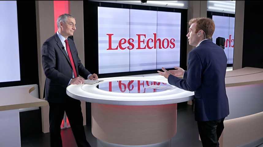 Illustration pour la vidéo Concurrence de la SNCF : « Transdev ira également sur les petites lignes », promet le PDG Thierry Mallet