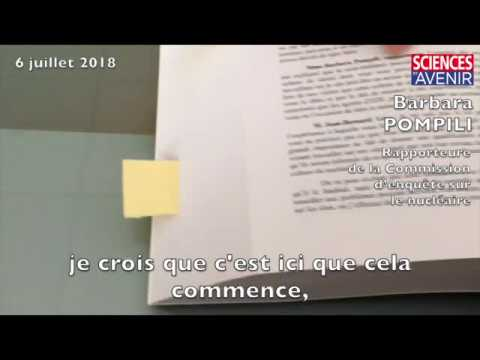 Barbara Pompili, EDF et les petits papiers jaunes