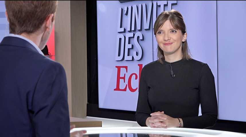 Illustration pour la vidéo « Pas besoin de rééquilibrage social », estime Aurore Bergé (LREM)