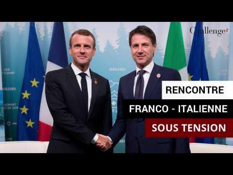 Emmanuel Macron confirme recevoir Giuseppe Conte le 15 juin