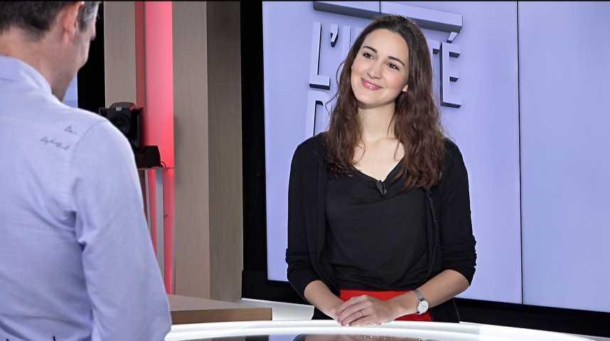 """Illustration pour la vidéo Roxanne Varza : """"En un an de Station F, plus de 200 start-up ont réussi à lever des fonds"""""""