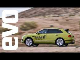 Bentley Bentayga Claims Pikes Peak SUV Record: In Car Footage