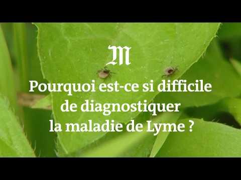 Pourquoi est-il si difficile de diagnostiquer la maladie de Lyme ?