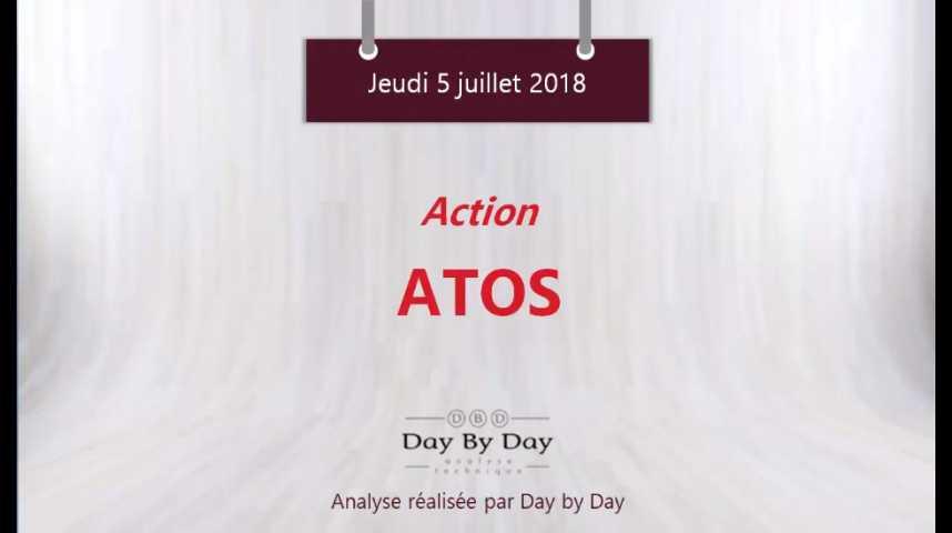 Illustration pour la vidéo Action Atos : nouvelle vague de hausse attendue - Flash analyse IG 05.07.2018