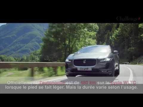 Faut-il craquer pour la Jaguar I-Pace 100 % électrique ?