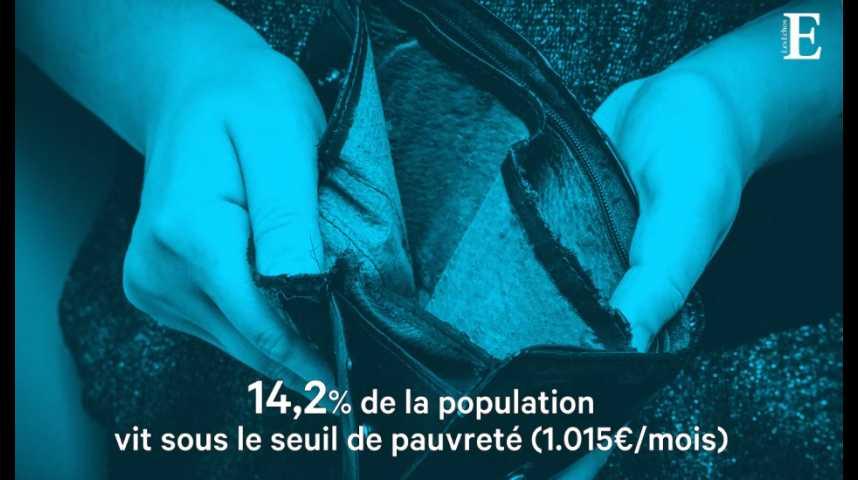 Illustration pour la vidéo Niveau de vie : où vous situez-vous par rapport aux autres Français ?