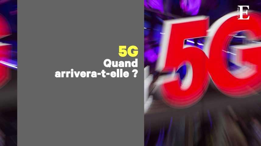 Illustration pour la vidéo La 5G, c'est quoi ? (Et c'est pour quand ?)