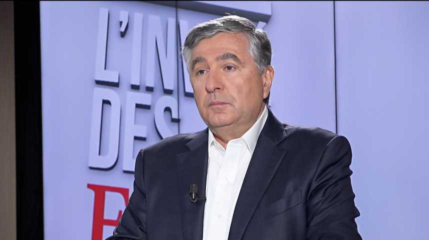 Illustration pour la vidéo Jean-François Cirelli : « BlackRock va investir davantage en France »