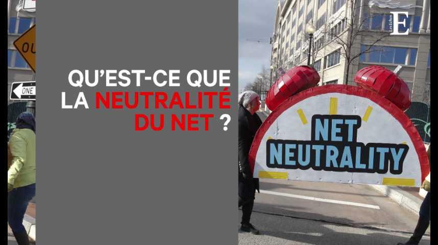 Illustration pour la vidéo Fin de la neutralité du Net aux Etats-Unis : pourquoi c'est important