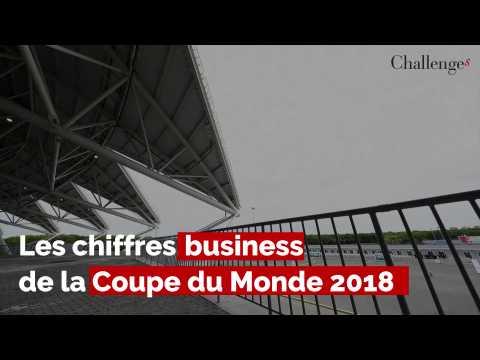 Les chiffres business de la Coupe du Monde 2018