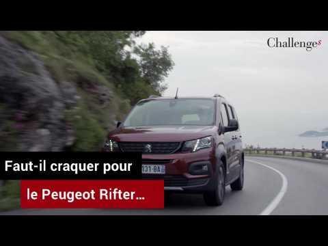 Faut-il craquer pour le Peugeot Rifter ou pour son cousin, le Citroën Berlingo ?