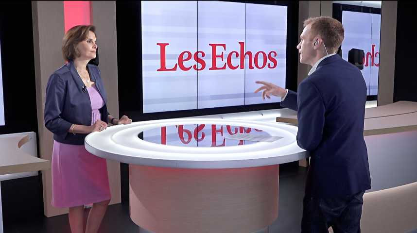 Illustration pour la vidéo « BNP Paribas Wealth Management gère 364 milliards d'euros d'actifs », déclare Sofia Merlo