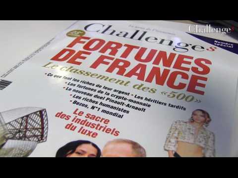 Décryptage du classement des 500 fortunes de France - Challenges